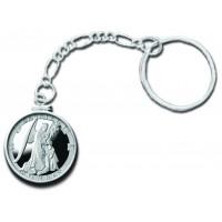 Gabriel/Monday Key Chain
