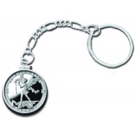 Samael/Tuesday Key Chain