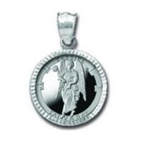 Cassiel/Saturday 1/20 oz Silver Medallion