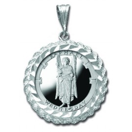 Raphael/Wednesday 1/4 oz Silver Medallion
