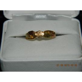 Black Hills Gold Harley Ring