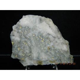 High Grade Silver Gold Ore