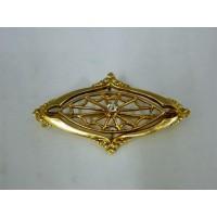PIN203 ~ 10k Diamond Pin/Pendant