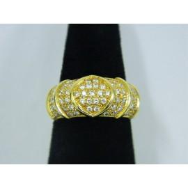 R653 ~ 14k Diamond Ring
