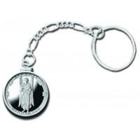 Raphael/Wednesday Key Chain