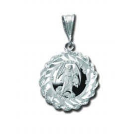 Michael/Sunday 1/20 oz Silver Medallion