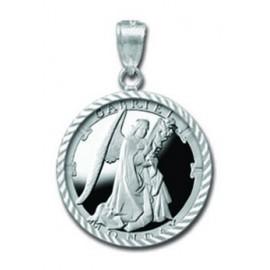Gabriel/Monday 1/4 oz Silver Medallion