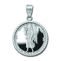 Sachiel/Thursday 1/4 oz Silver Medallion
