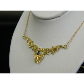 Black Hills Gold Necklace